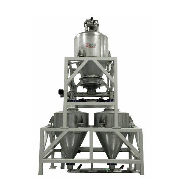 Powder Vacuum Weighing System